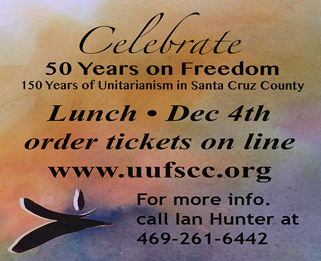 Fifty Years on Freedom